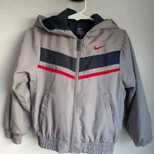 Nike Boys Track Jacket And Pant Set